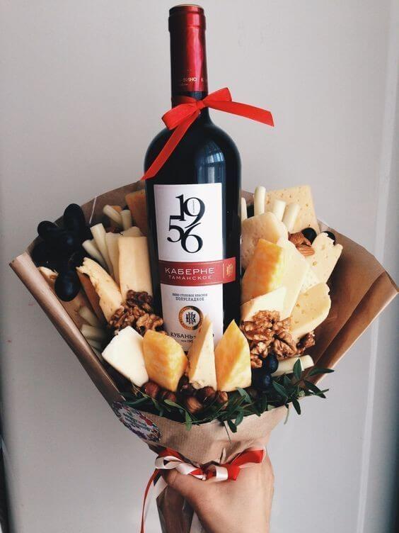 безмесни букети моята любов е виното
