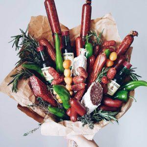 букет джеймсън луканки