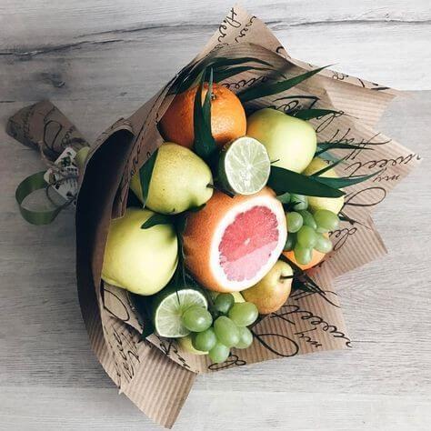 букети от плодове fitness babe