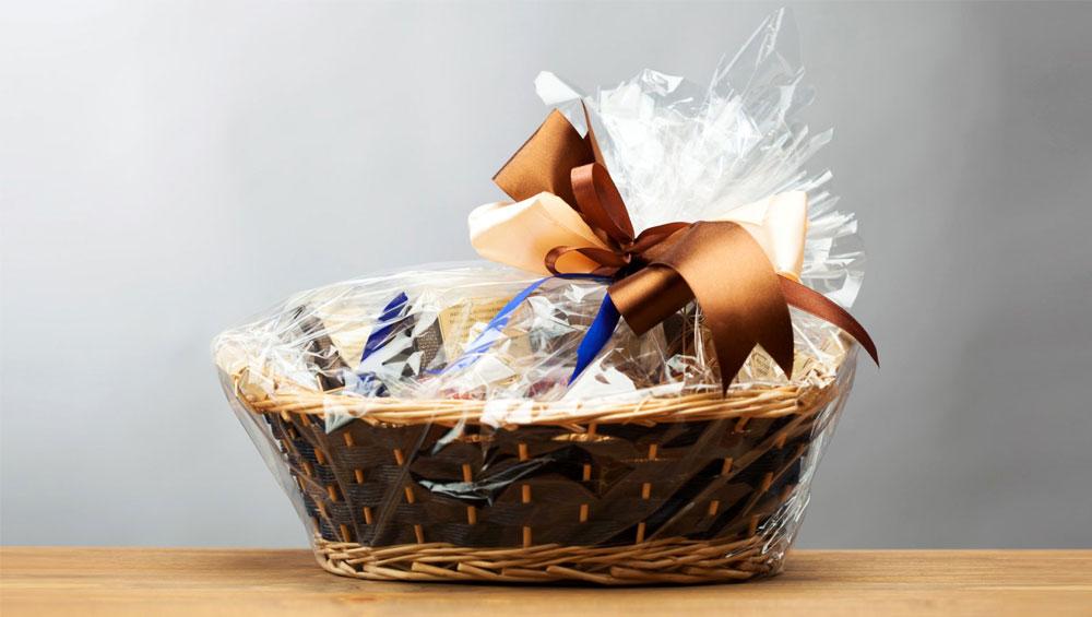 подарите подаръчни кошници